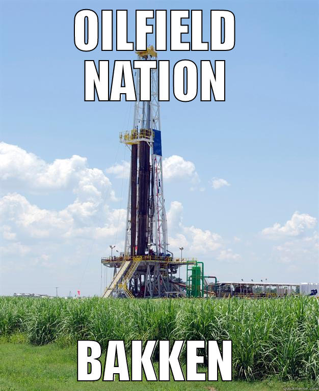 ROKKEN THE BAKKEN - OILFIELD NATION BAKKEN Misc