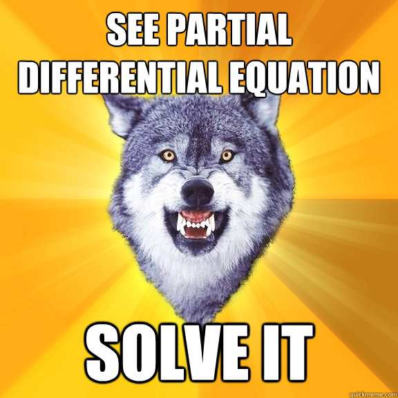 See Partial Differential equation Solve it - See Partial Differential equation Solve it  Courage Wolf