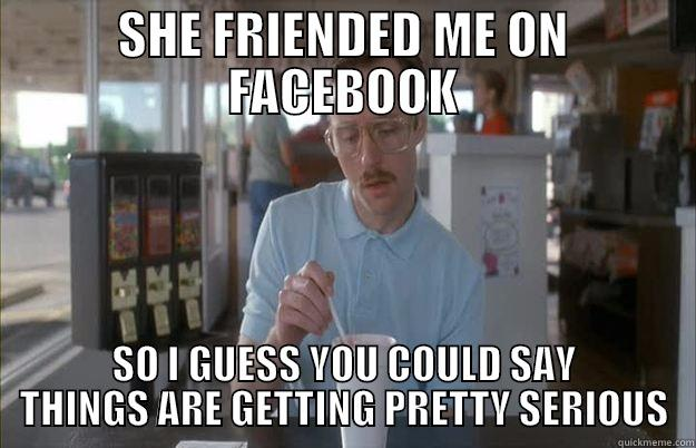 Funny Memes About Life Facebook : Things are getting pretty serious memes quickmeme