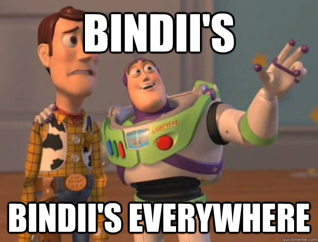 Bindii's Bindii's Everywhere - Bindii's Bindii's Everywhere  Buzz Lightyear