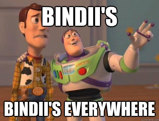 Bindii's Bindii's Everywhere - Bindii's Bindii's Everywhere  Buzz Lightyear