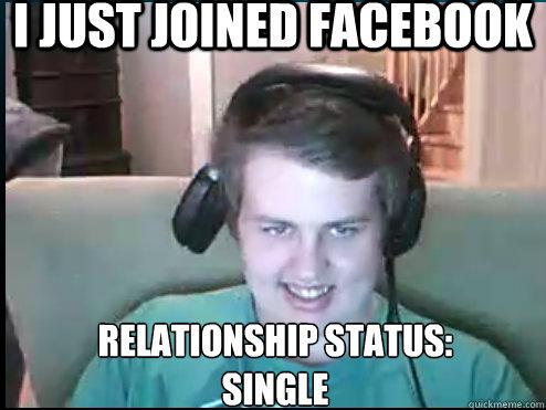 jokes facebook relationship status meme