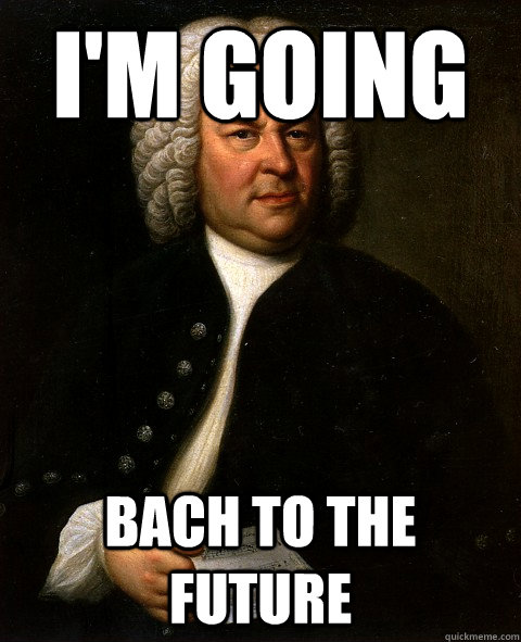 bach and handel relationship memes