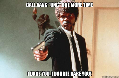Call Aang