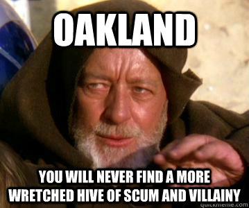 LA/Oakland
