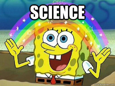 SCIENCE     Imagination SpongeBob