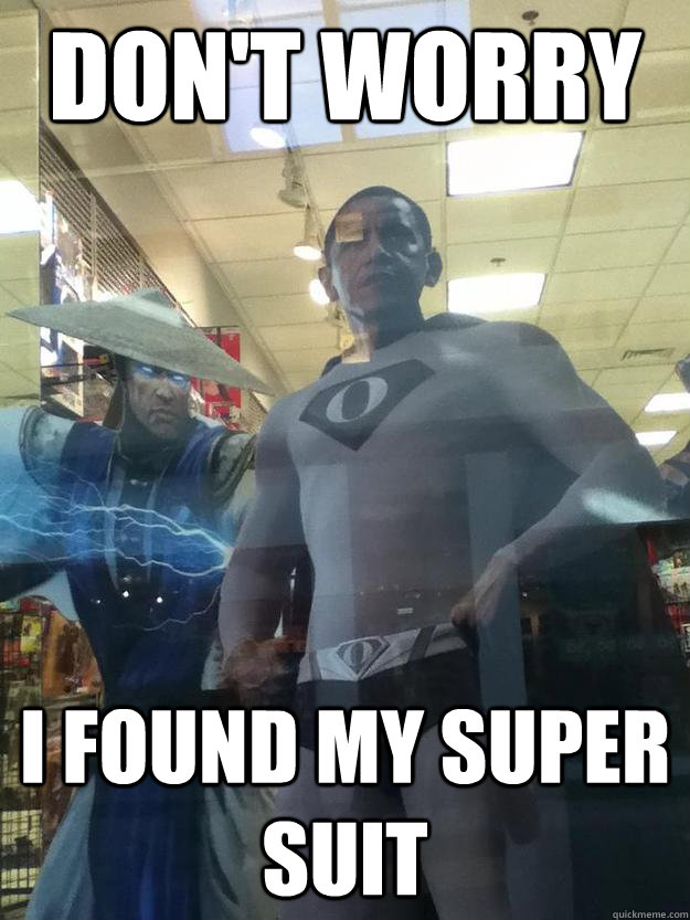 Don't worry I found my super suit - Don't worry I found my super suit  Misc