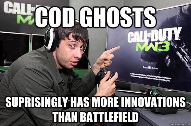 cf7543e8a85bdaf599d60d7a653f0a3e1c346af688bd8b784bd4046651862d25 cod ghosts suprisingly has more innovations than battlefield