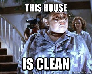 This House Is clean - This House Is clean  Poltergeist Medium