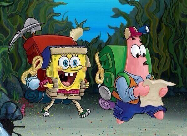 Freshmen in the hallways