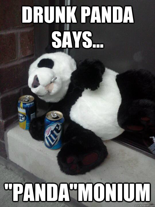 Panda dating - Interiors