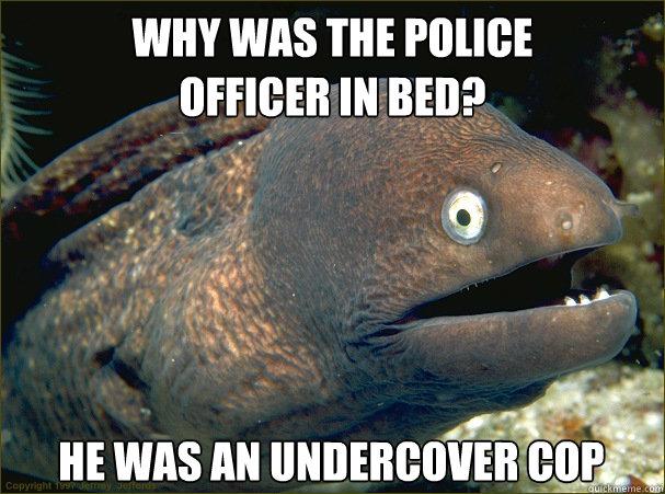 police officer jokes
