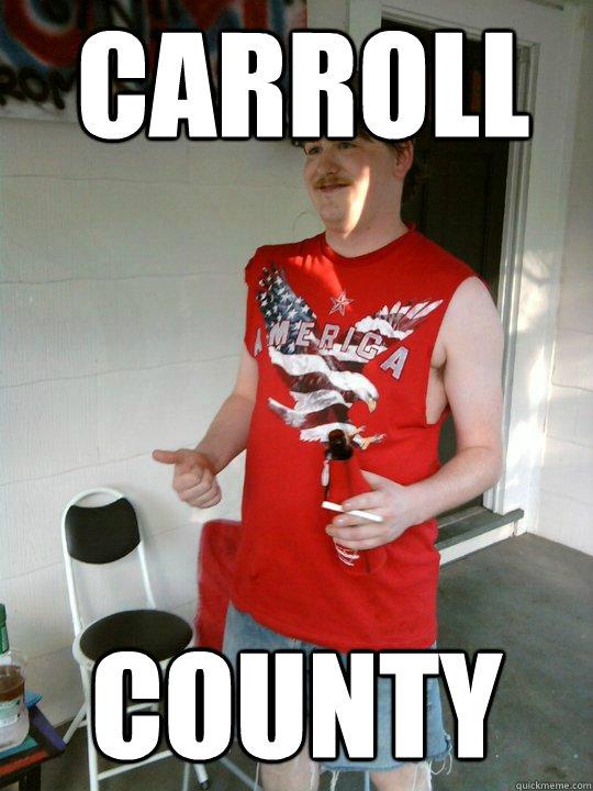 CARROLL COUNTY  Redneck Randal