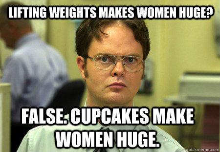 Women Lifting Meme