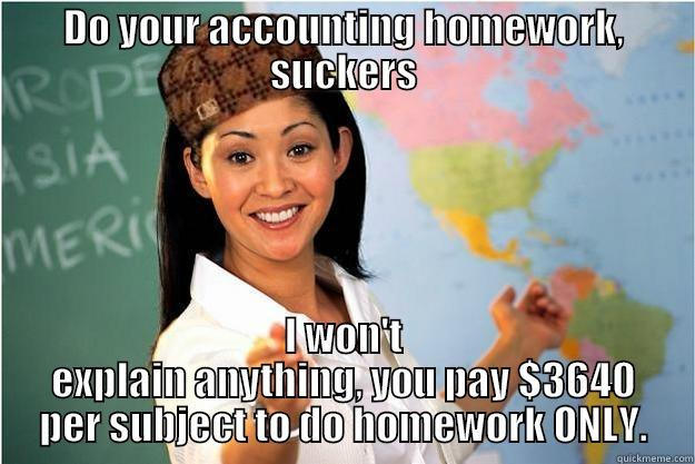 we do your accounting homework Homework answers - your homework helper.