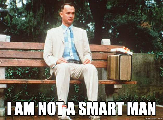 I am not a smart man -  I am not a smart man  Misc