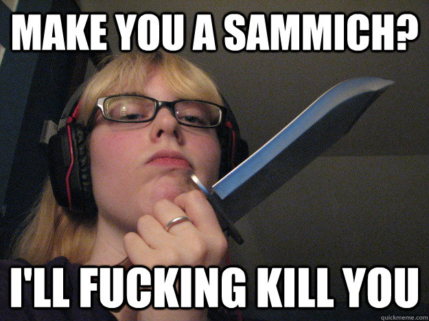I will fucking kill you foto 143