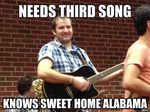 Good guy jay memes quickmeme for Who sang the song sweet home alabama