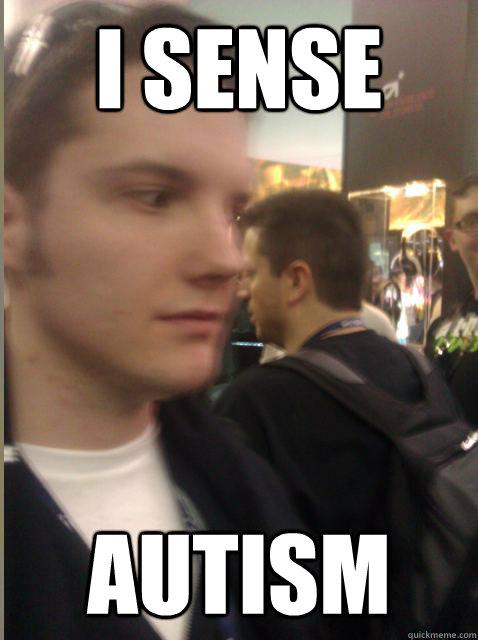 i sense autism