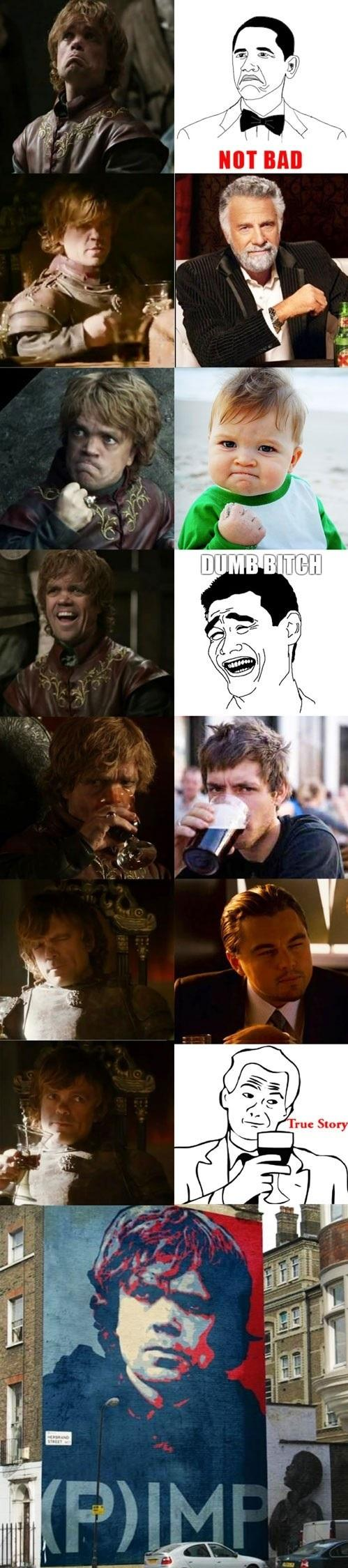Can Peter Dinklage Get Any More Awesome? -   Misc