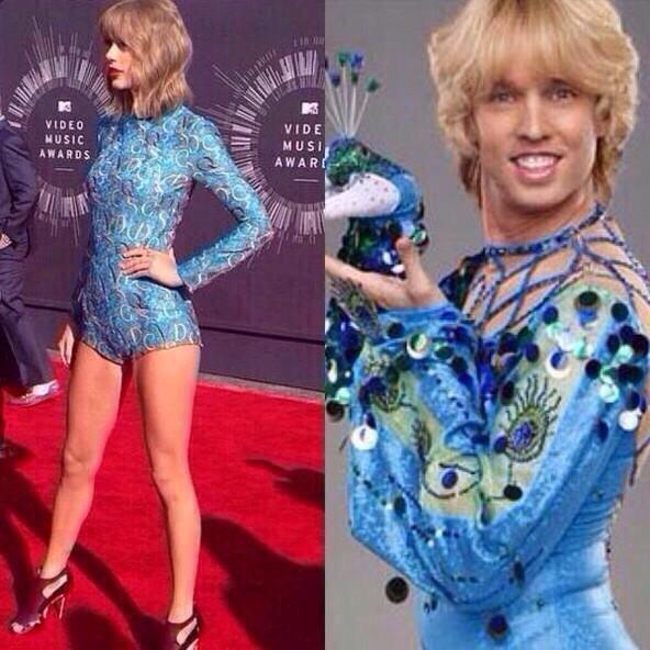 Taylor Swift at the VMAs -   Misc