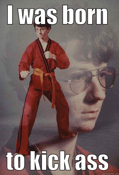 Kick Ass Karate 50
