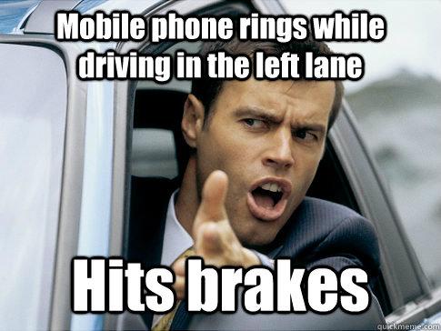 asshole calling mobile