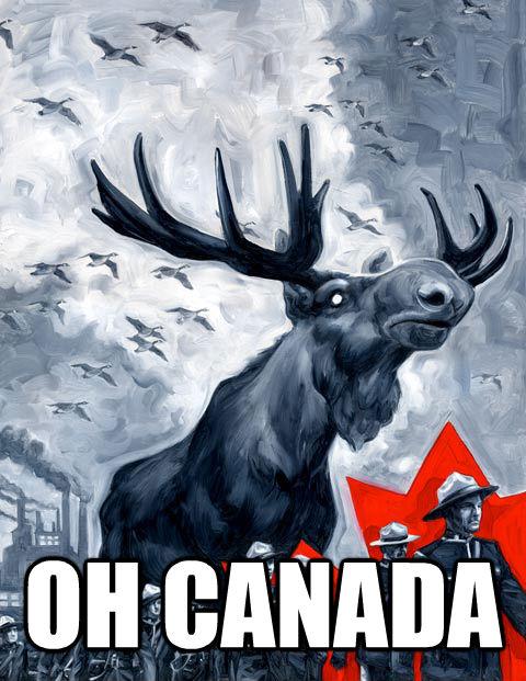 OH CANADA -  OH CANADA  Canada Day