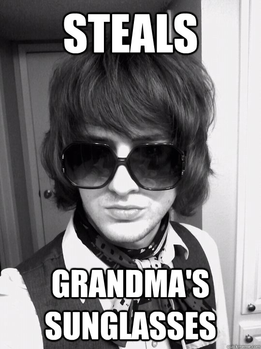 STEALS Grandma's Sunglasses