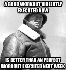 Patton Memes Quickmeme