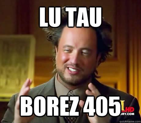 lu tau borez 405    indonesia