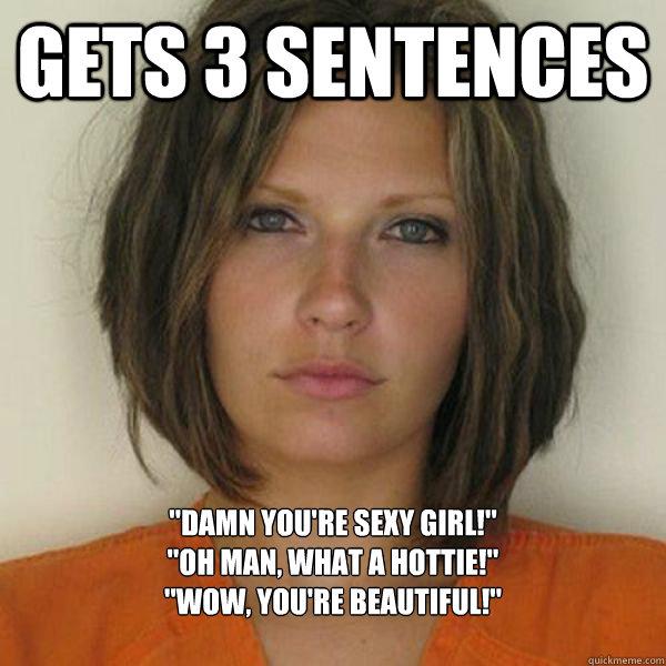 gets 3 sentences