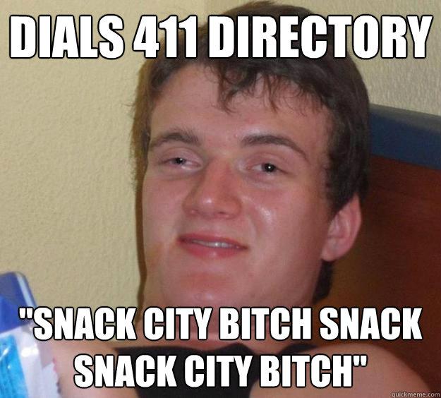 Dials 411 directory
