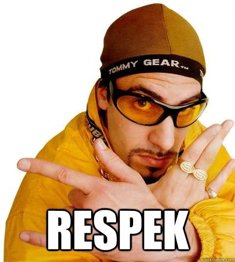 Ali G - Respek