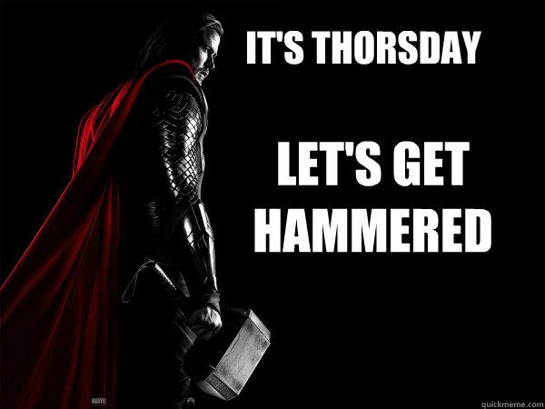 Thor Memes Quickmeme