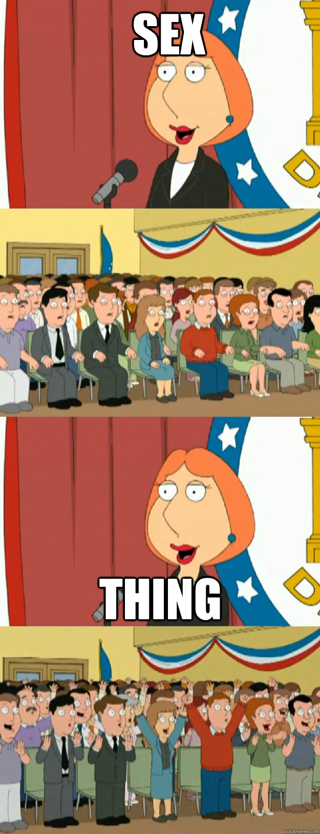 Sex Thing - Sex Thing  Lois Griffin