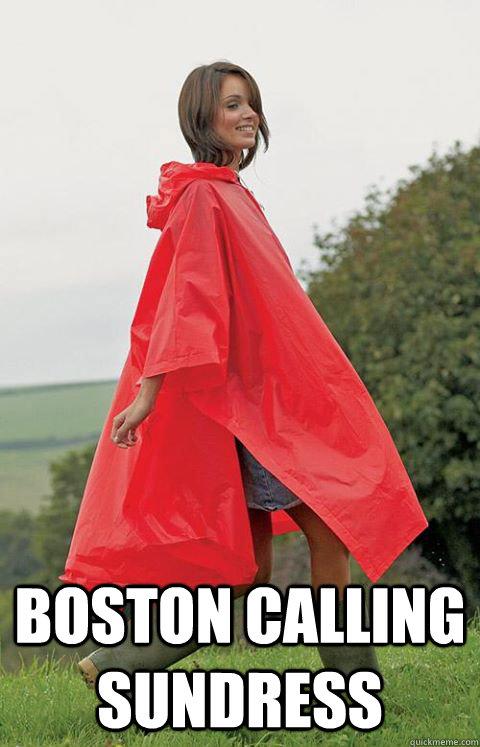 Boston Calling Sundress -  Boston Calling Sundress  Misc