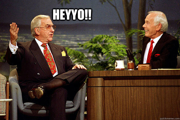 Today's Craigslist find - Write your own jokes - Page 2 ... Ed Mcmahon Heyo