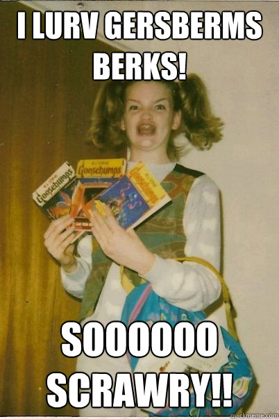i lurv gersberms berks! soooooo scrawry!! - i lurv gersberms berks! soooooo scrawry!!  BERKS