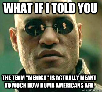 what if i told you the term