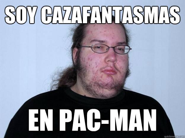 historia de pacman