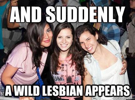 wild lesbains