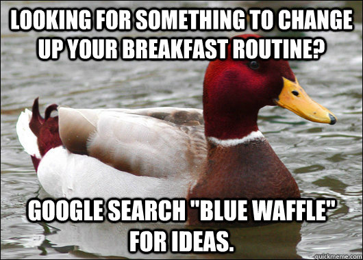 Looking for something to change up your breakfast routine? Google search