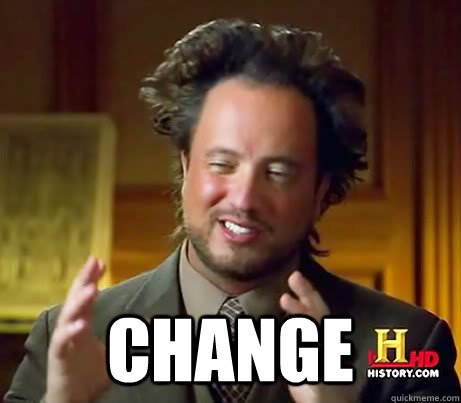 Change -  Change  Misc