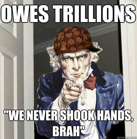 owes trillions