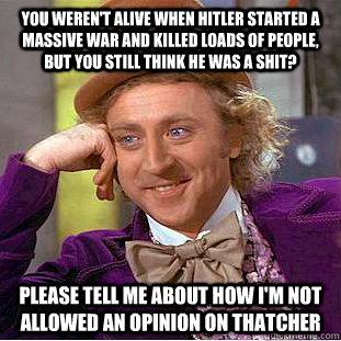 still Funny alive hitler