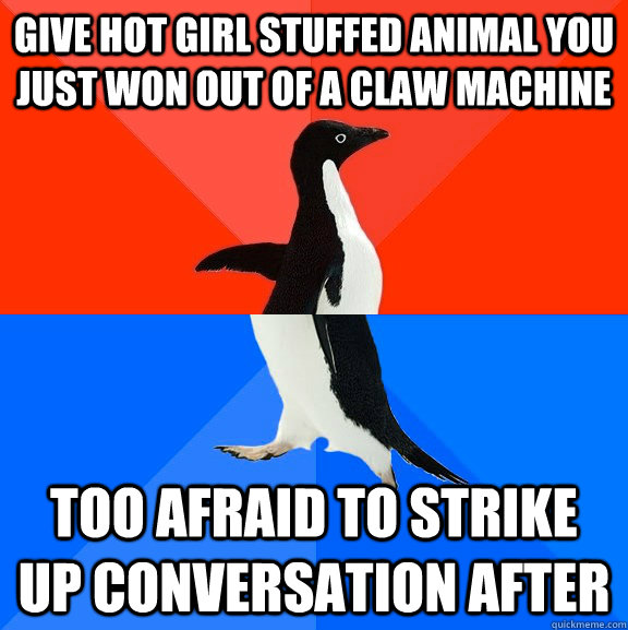 how to strike up a conversation with a girl