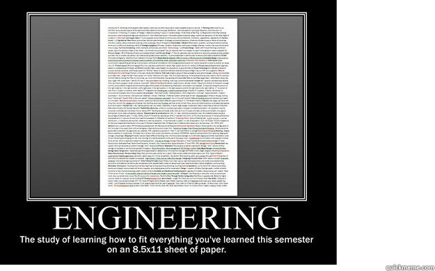 -    Engineering