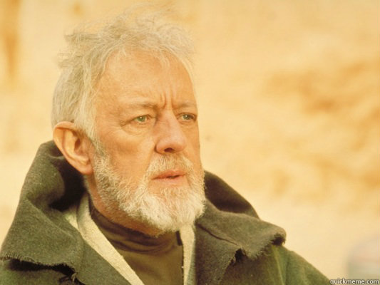 -    Obi Wan