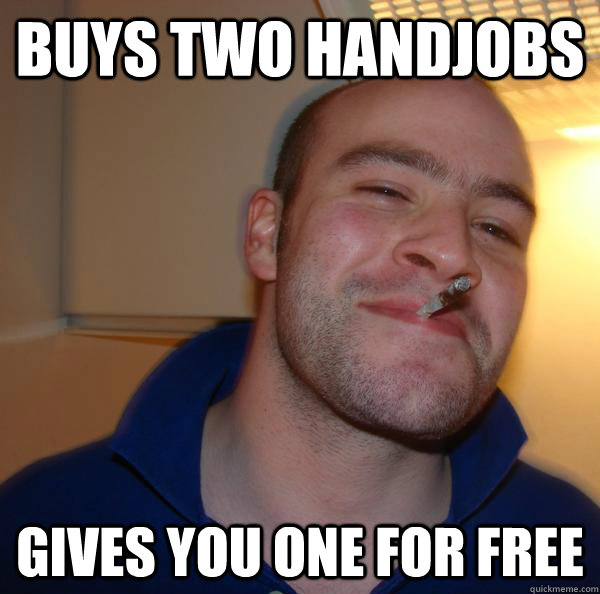Buys two handjobs gives you one for free - Buys two handjobs gives you one for free  Misc